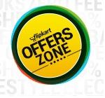 Flipkart Offers Zone Logo -Techibeat