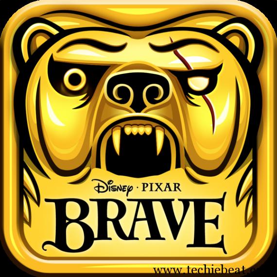 Temple Run Brave Logos