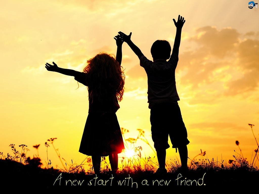 Friendship Android Wallpapers 1