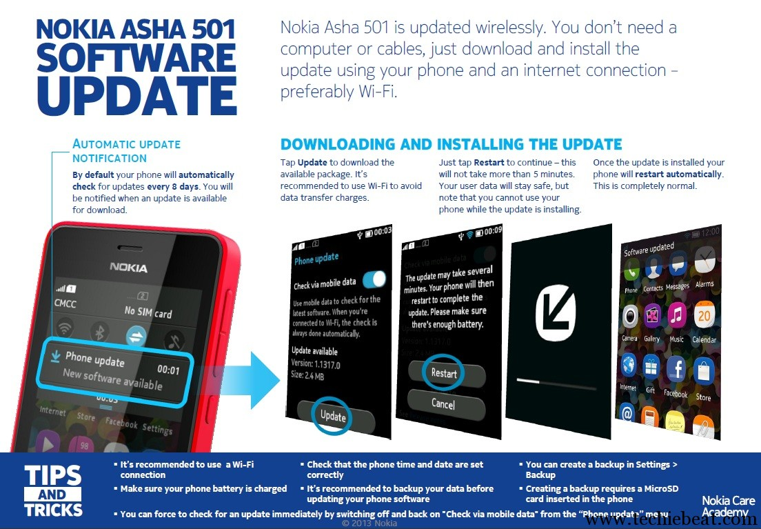 Nokia Software Update es - Download