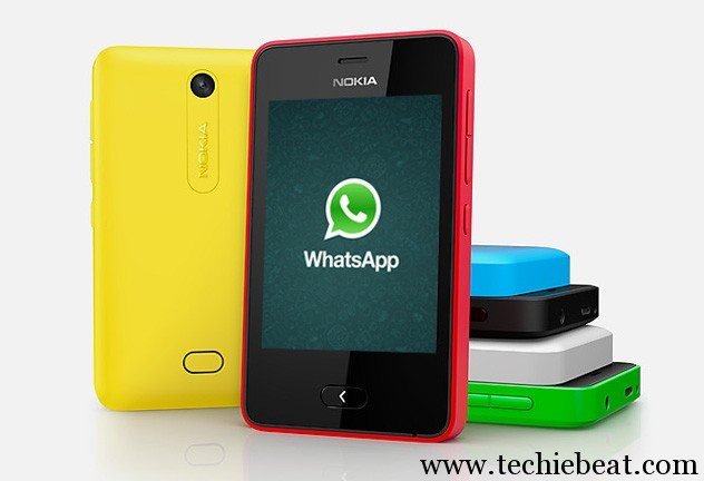 Nokia-Asha-501-WhatsApp- Messenger
