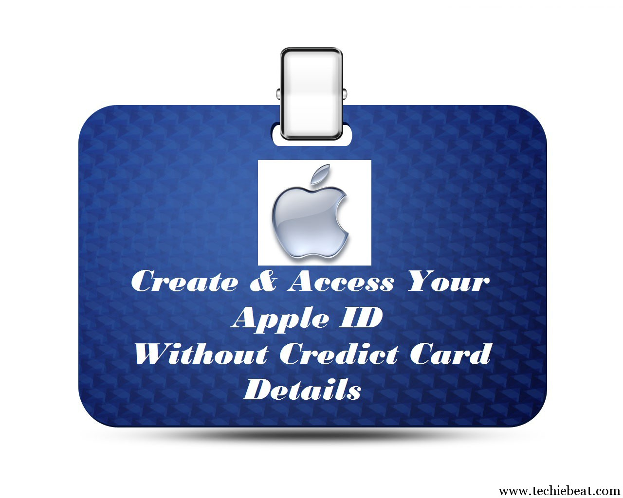Create Apple Identification Number(ID)